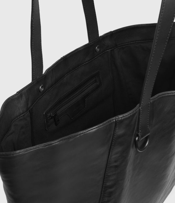 Cutler Leather Tote Bag