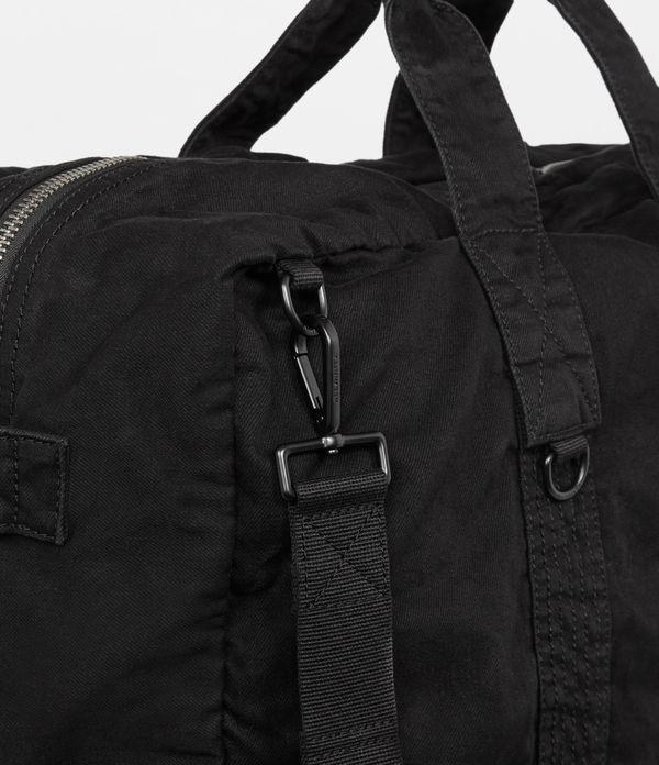 2bddff580295 ALLSAINTS  Men s Black One Size - Holdall - Mens Bags