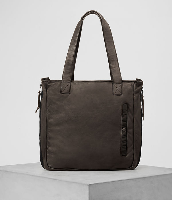 shoto leather tote