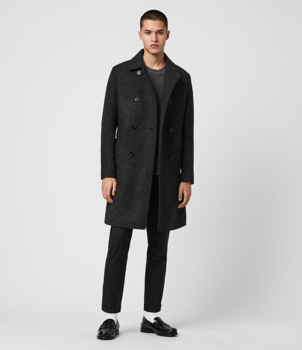 Shaw Wool Coat