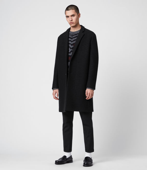 Grafton Wool Coat