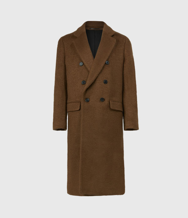 Campo Wool Blend Coat