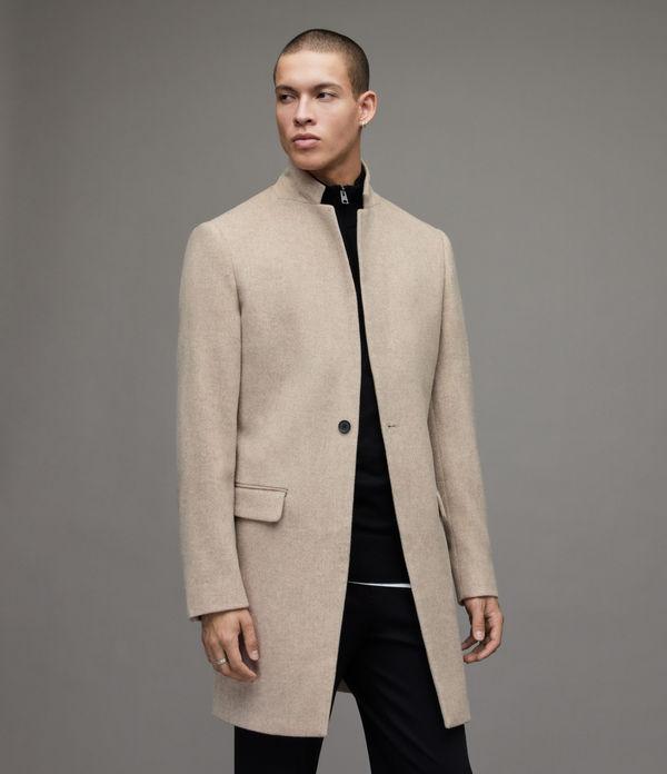 Manor Wool Coat