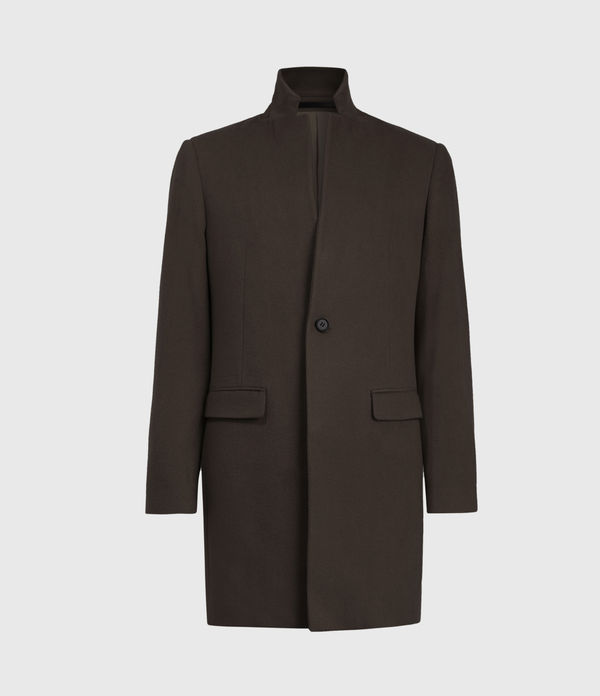 Manor Wool Coat