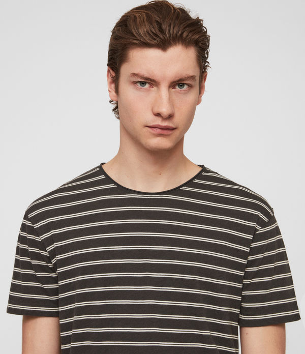 Playera Figure Stripe