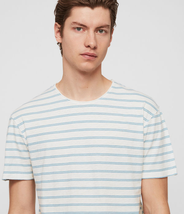 Camiseta Figure Stripe