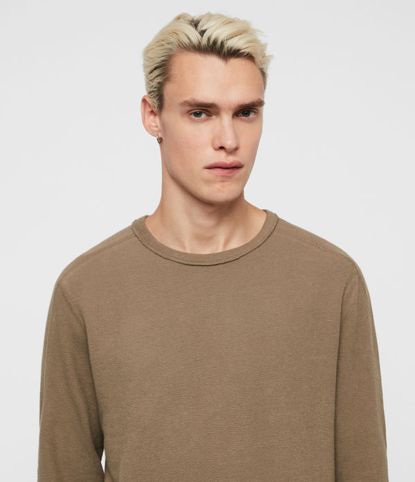 Gavin Long Sleeve Crew T-Shirt