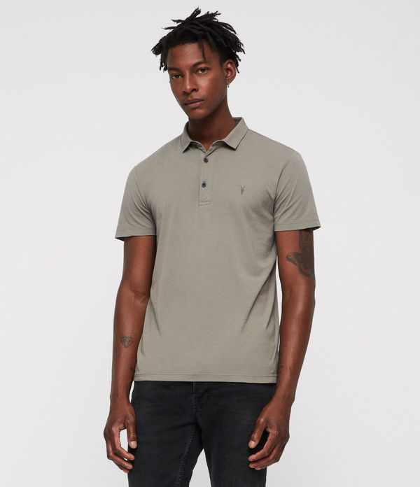brett polo shirt