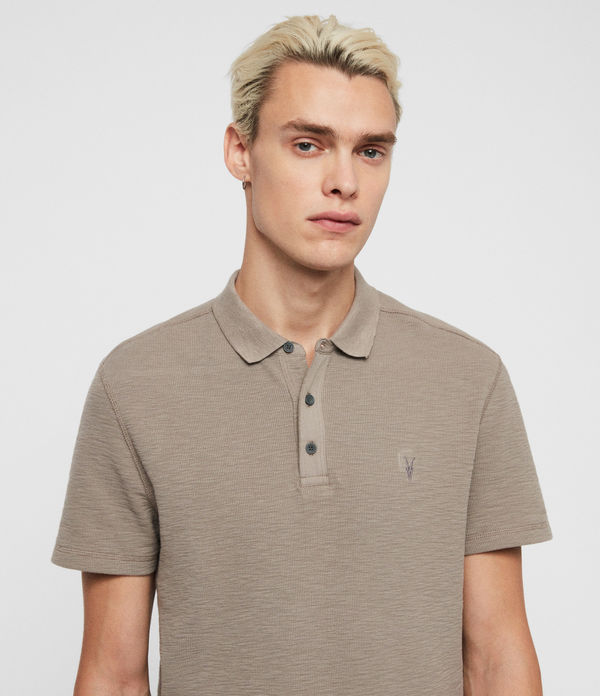 Polo Muse - Slim in cotone a maniche corte