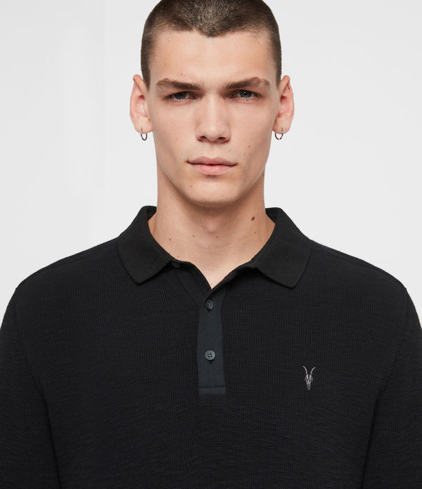 Muse Long Sleeve Polo Shirt