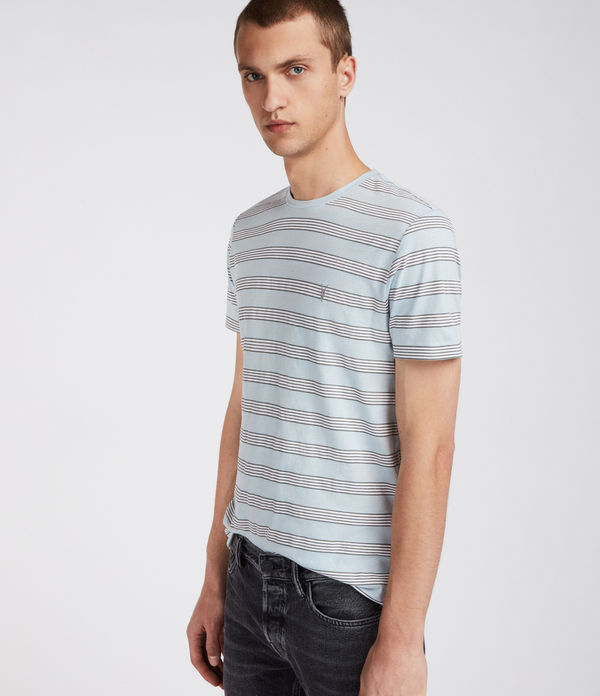 T-shirt Hall Stripe