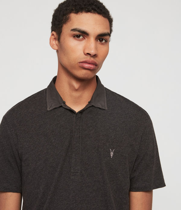 Grail Short Sleeve Polo Shirt