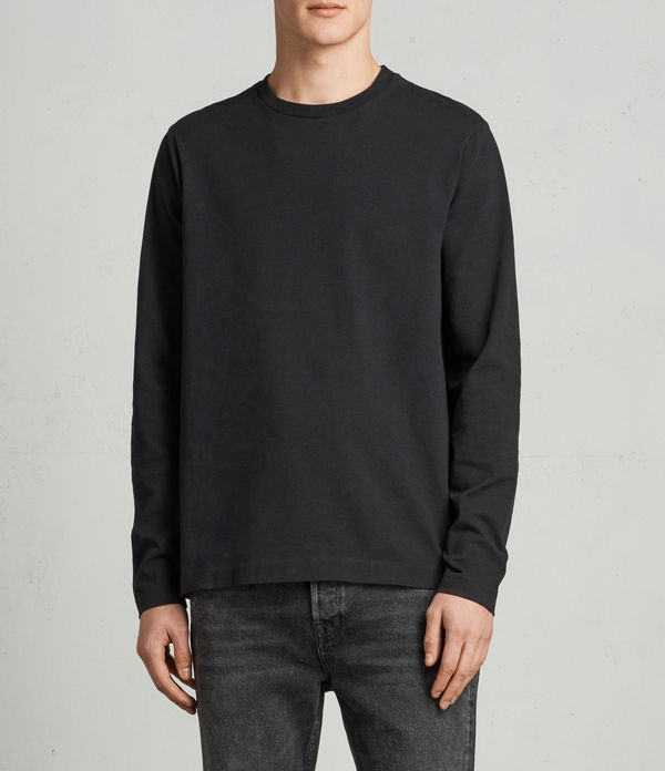 Monta Long Sleeve Crew T-Shirt