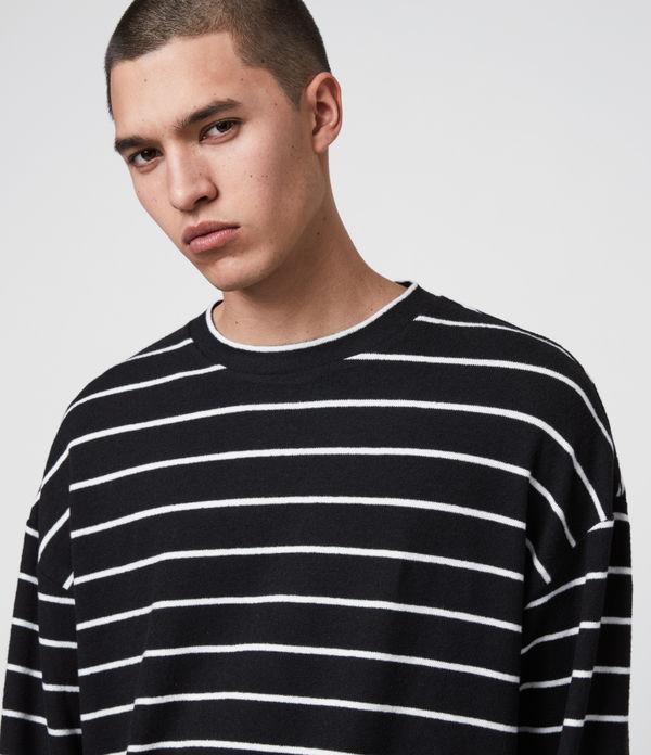 Tobias Long Sleeve Crew T-Shirt