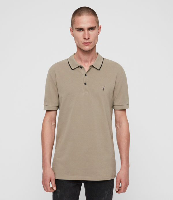 Houston Short Sleeve Polo Shirt