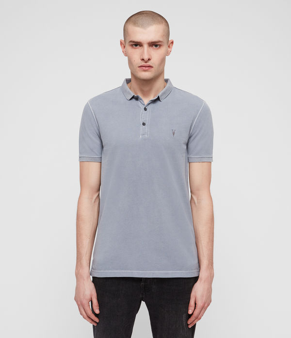 03132d8d ALLSAINTS UK: Men's Polos, Shop Now.
