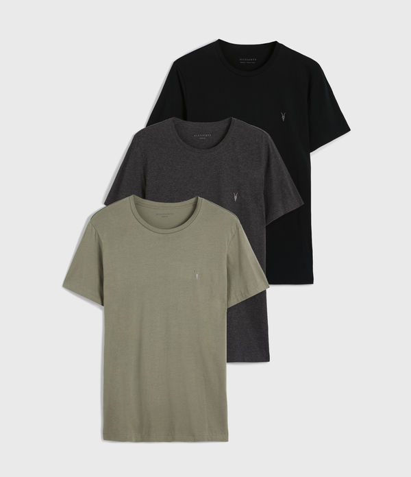 pack de 3 t-shirts tonic