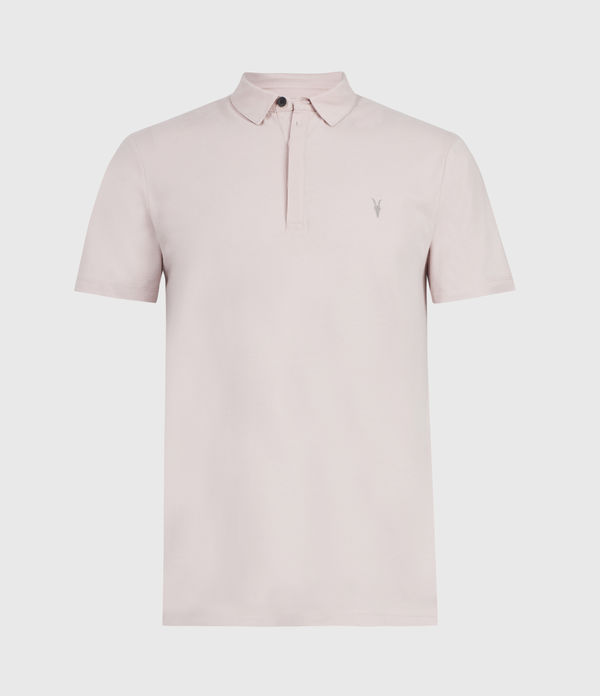 Brace Short Sleeve Polo Shirt