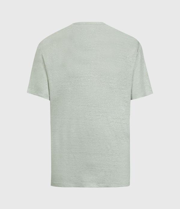 Avery Linen Crew T-Shirt