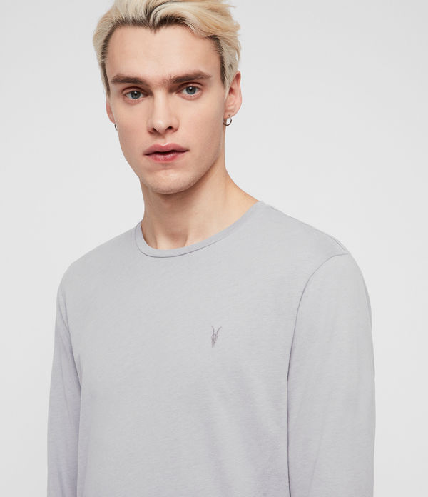 Brace Tonic Long Sleeve Crew T-Shirt