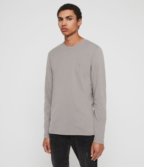 Brace Long Sleeve Tonic Crew T-Shirt
