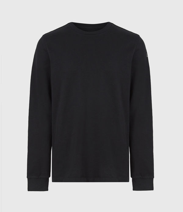 Seri Long Sleeve Crew T-Shirt