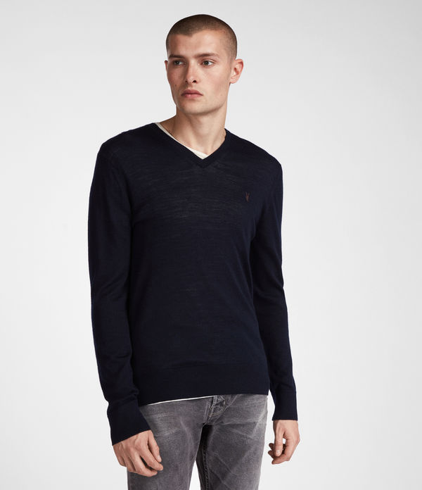 Mode Merino V Neck