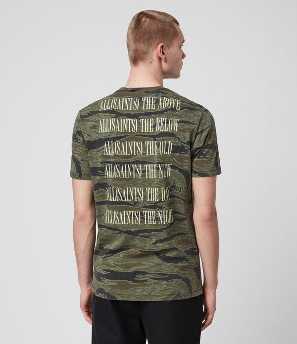 Stamp Camo Crew T-Shirt