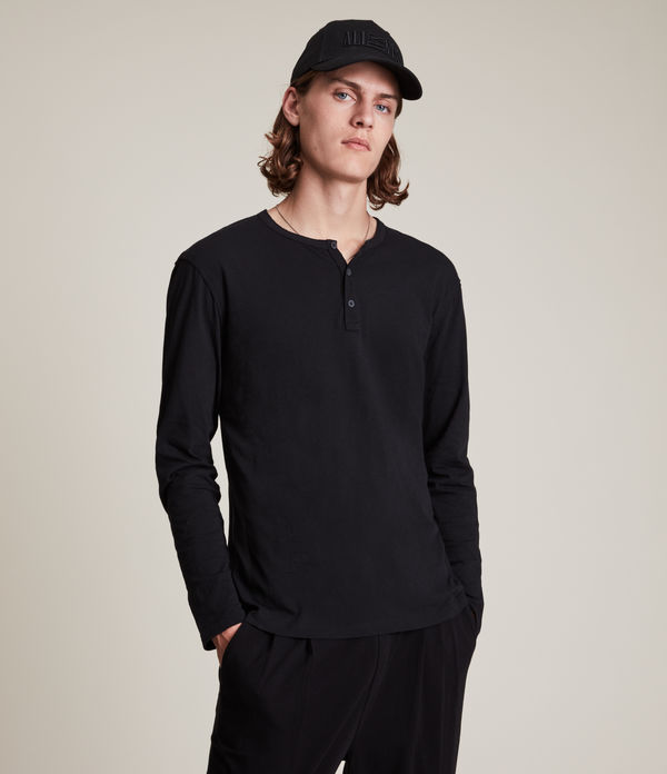 Figure Long Sleeve Henley
