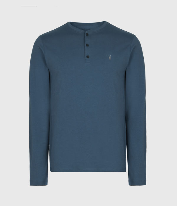 Brace Long Sleeve Henley