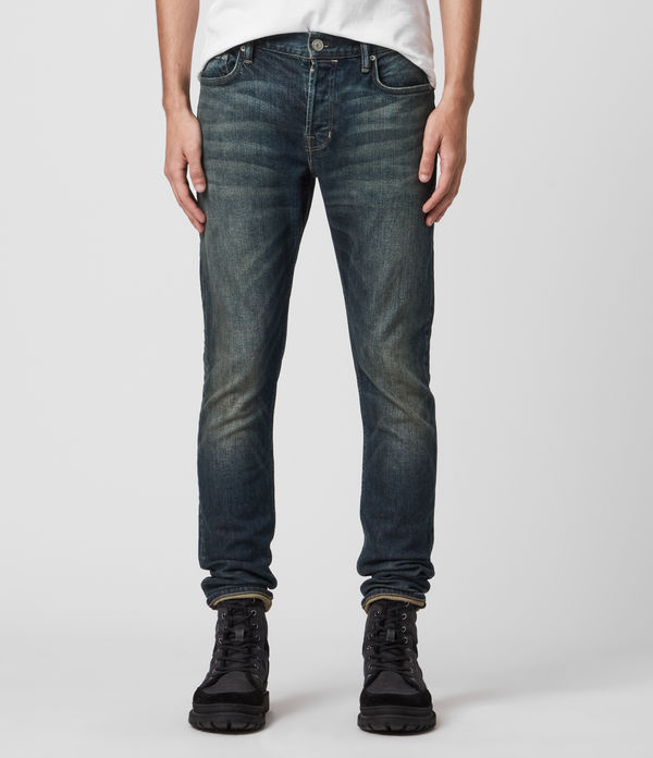 Jeans Rex - Slim - Indaco scuro