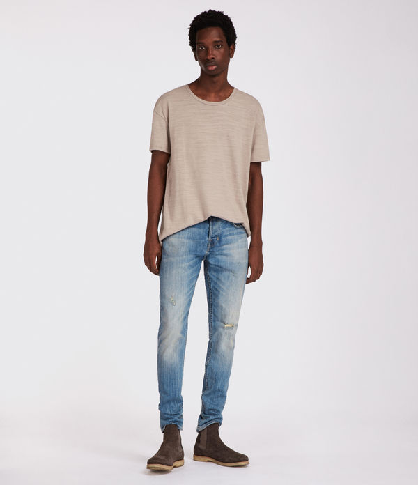 Inyo Rex Straight Skinny Jeans