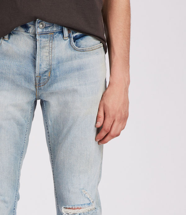 Iredell Rex Straight Skinny Jeans