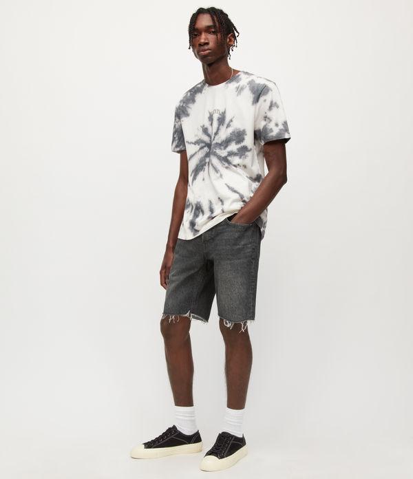 Switch Denim Shorts