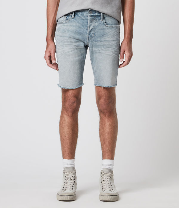 Switch Denim Shorts