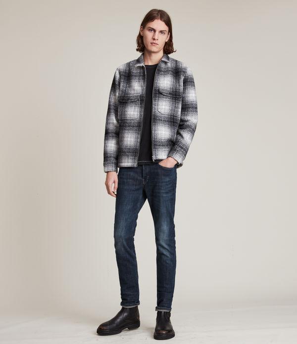 41f9ce4211 Mens Denim, Jeans, Shirts, Skinny Fit | AllSaints Spitalfields
