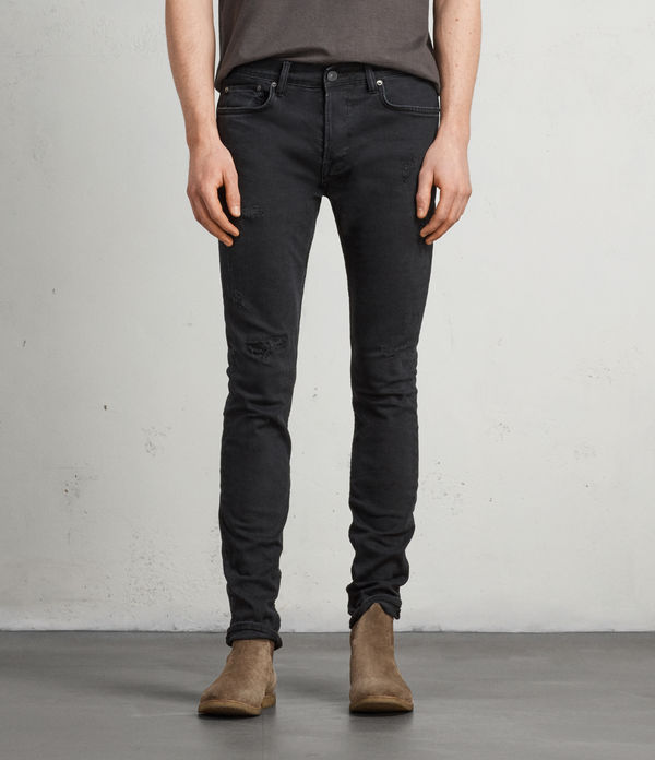 Bank Cigarette Skinny Jeans