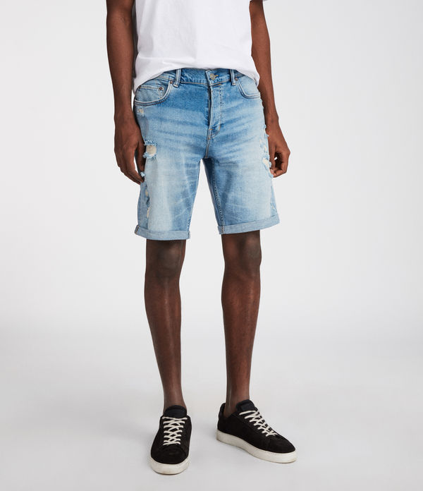 isher jeans-shorts