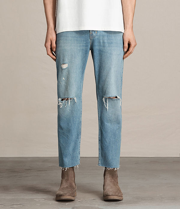 danvers sid straight cropped jeans
