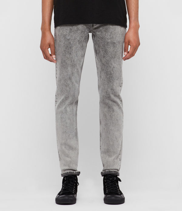 Vaquero Slim Fit Rex, Gris