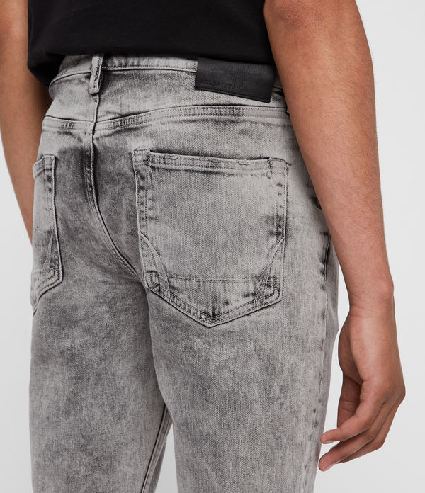 Rex Slim Jeans, Grey