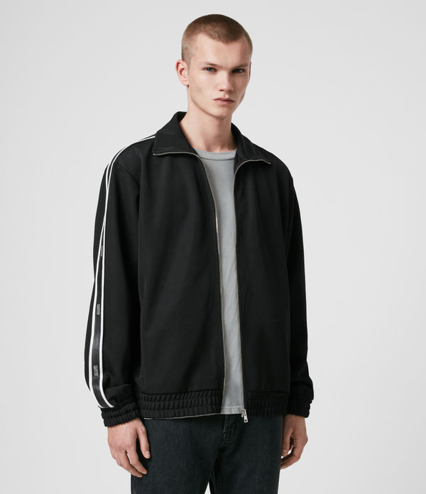 Josh Zip Funnel Neck Sweatshirt