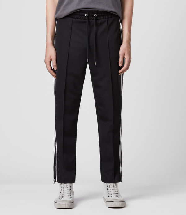 josh cropped slim trackpants
