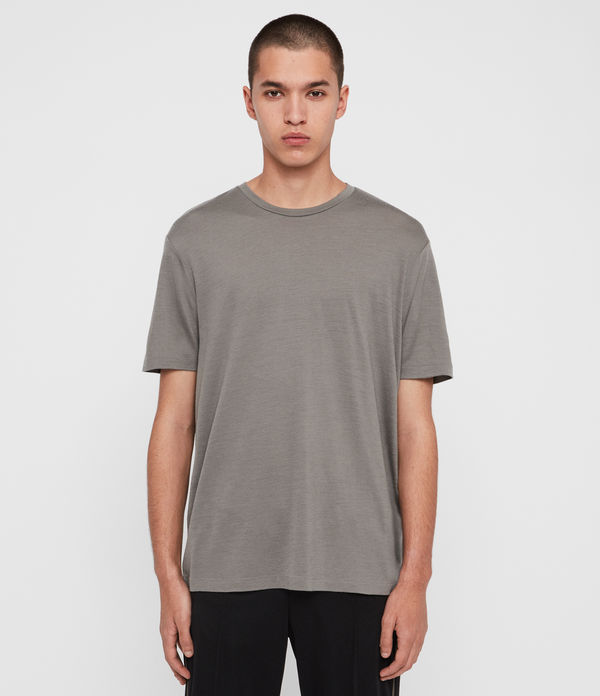 Aiden Wool Crew T-Shirt