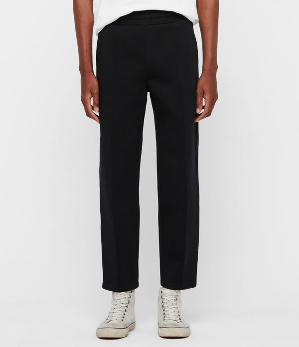 Hayford Cropped Tapered Sweatpants