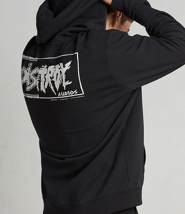 Distroy Pullover Hoodie
