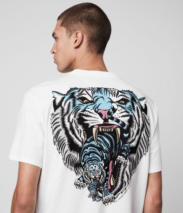 Twin Tiger Short Sleeve Crew T-Shirt