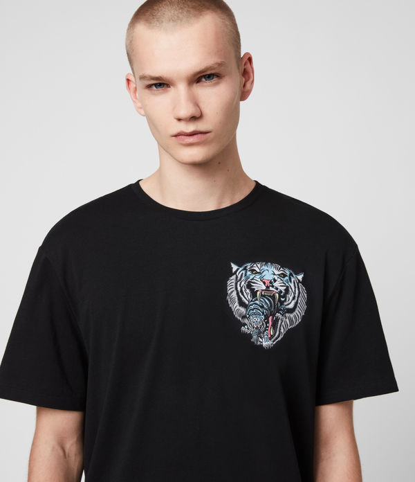 Camiseta Twin Tiger