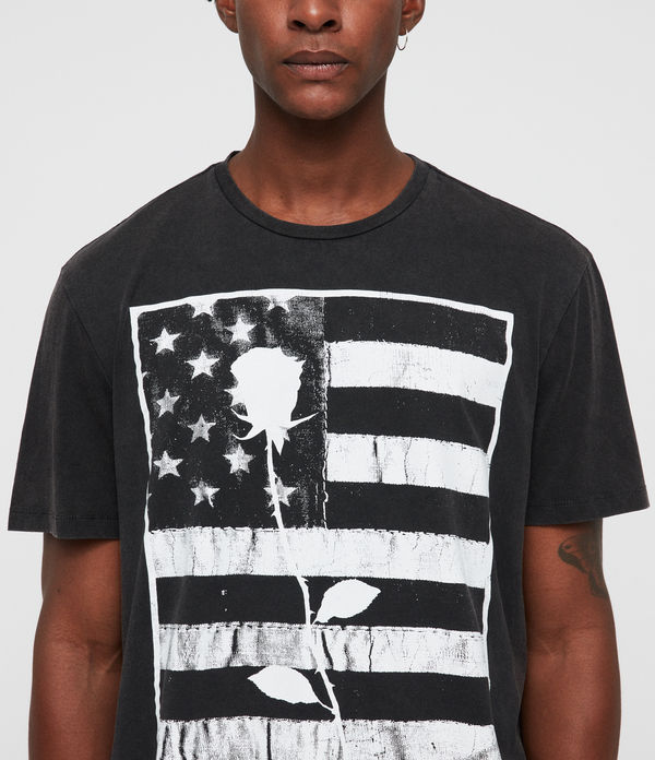 Playera Stars And Bars