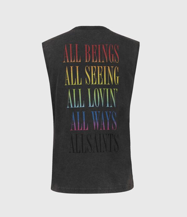 Proud Sleeveless Crew T-Shirt